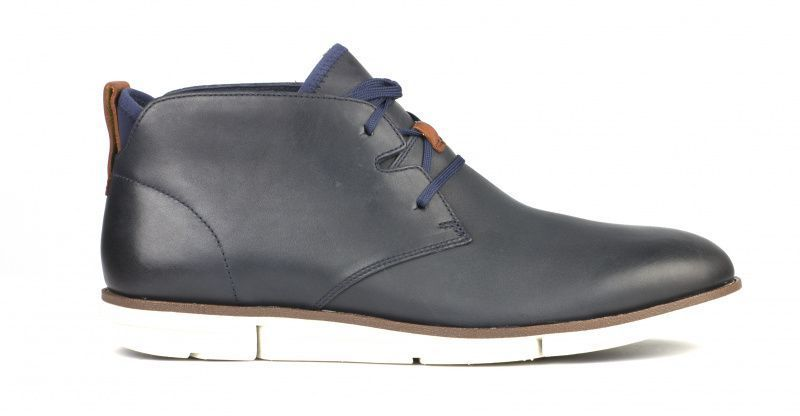 Ботинки мужские Clarks TRIGEN MID OM2676 размерная сетка обуви, 2017
