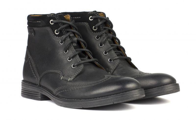 Ботинки мужские Clarks DEVINGTON HI OM2685 купить обувь, 2017