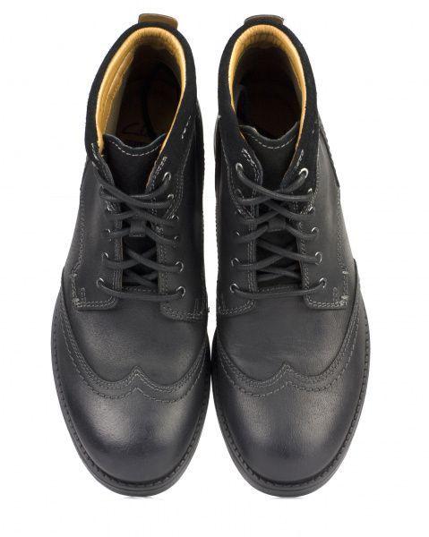 Ботинки мужские Clarks DEVINGTON HI OM2685 примерка, 2017