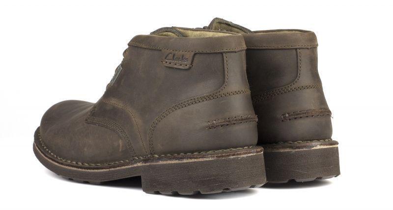 Ботинки для мужчин Clarks LAWES MID GTX OM2686 модная обувь, 2017