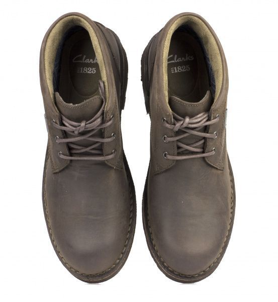 Ботинки для мужчин Clarks LAWES MID GTX OM2686 в Украине, 2017