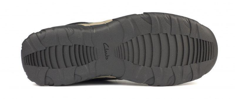 Ботинки для мужчин Clarks WALBECK TOP OM2688 примерка, 2017