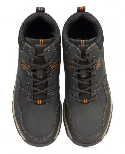 Ботинки для мужчин Clarks WALBECK TOP OM2688 размеры обуви, 2017