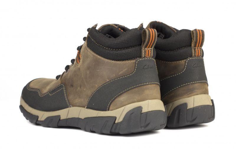 Ботинки мужские Clarks WALBECK TOP OM2689 купить, 2017