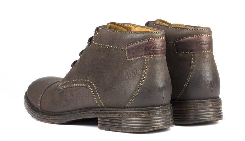 Clarks Ботинки  модель OM2691 размерная сетка обуви, 2017