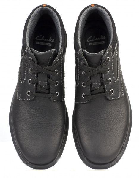 Ботинки мужские Clarks Cotrell Rise OM2693 примерка, 2017