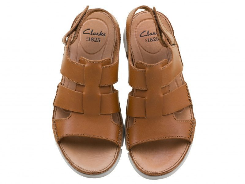 Сандалии для мужчин Clarks Trisand Bay OM2714 размеры обуви, 2017