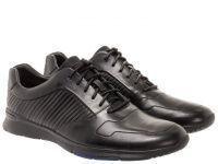мужская обувь Clarks черного цвета , 2017