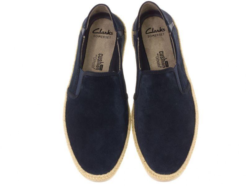 Cлипоны мужские Clarks Bota Step OM2728 размеры обуви, 2017