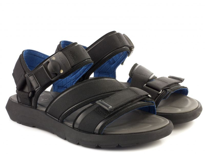 Сандалии мужские Clarks Jacala Mag OM2731 размеры обуви, 2017