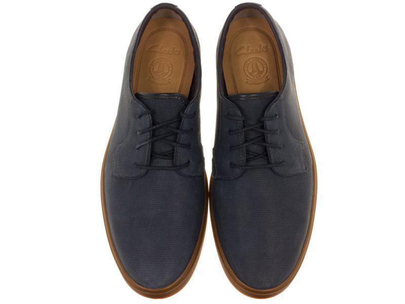 Полуботинки мужские Clarks Calderon Lace OM2736 модная обувь, 2017