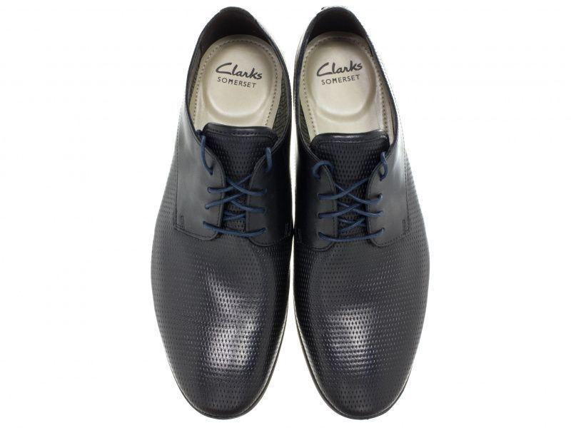 Туфли мужские Clarks Otoro Walk OM2753 размерная сетка обуви, 2017