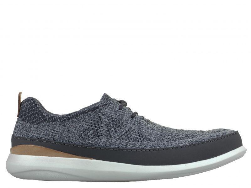 Полуботинки для мужчин Clarks Pitman Run OM2755 размеры обуви, 2017