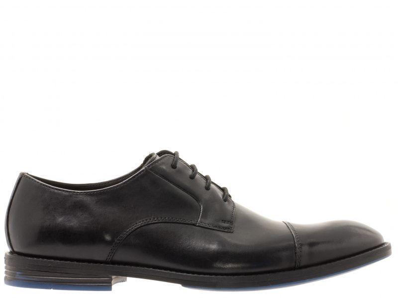 Туфли мужские Clarks Prangley Cap OM2756 размерная сетка обуви, 2017