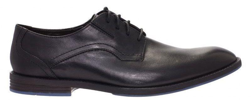 Туфли мужские Clarks Prangley Walk OM2757 размерная сетка обуви, 2017
