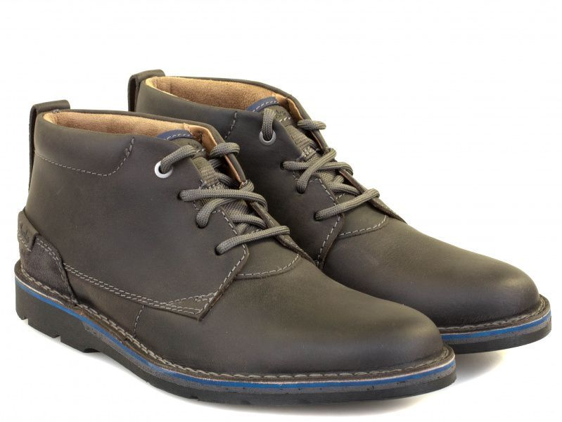 Ботинки для мужчин Clarks Edgewick Mid OM2768 в Украине, 2017