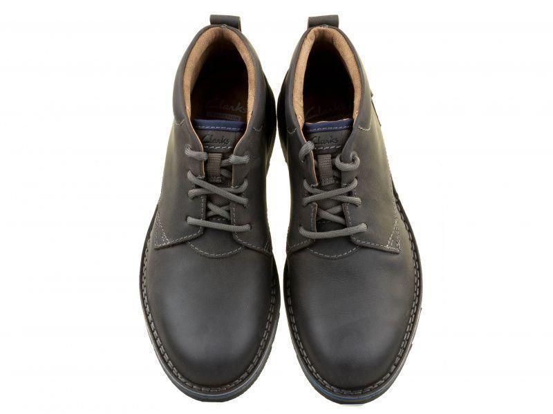 Ботинки для мужчин Clarks Edgewick Mid OM2768 продажа, 2017