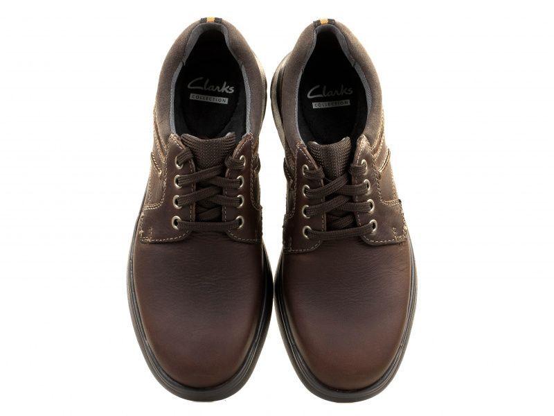 Полуботинки для мужчин Clarks Cotrell Plain OM2769 цена обуви, 2017