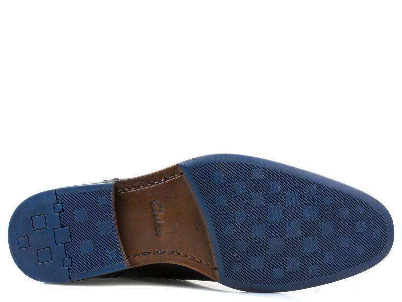 Ботинки мужские Clarks Prangley Top OM2781 купить, 2017
