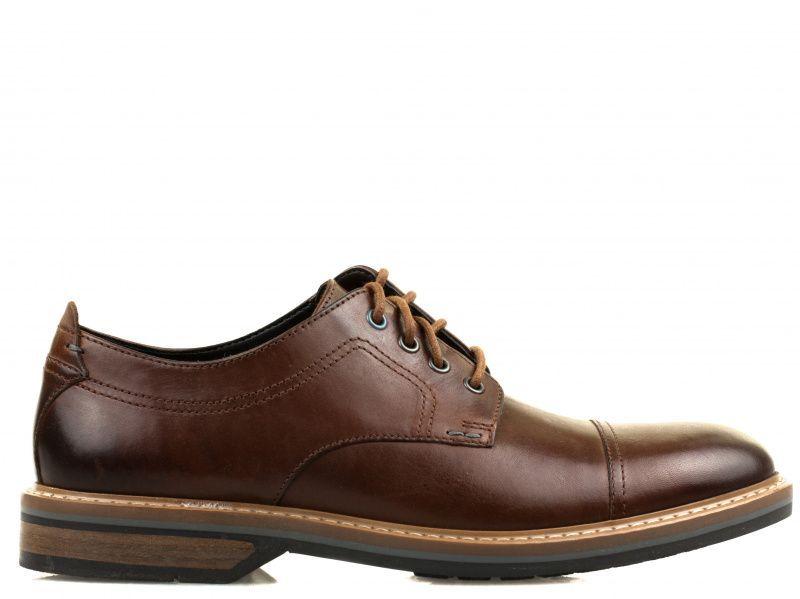 Туфли мужские Clarks Pitney Cap OM2782 цена обуви, 2017