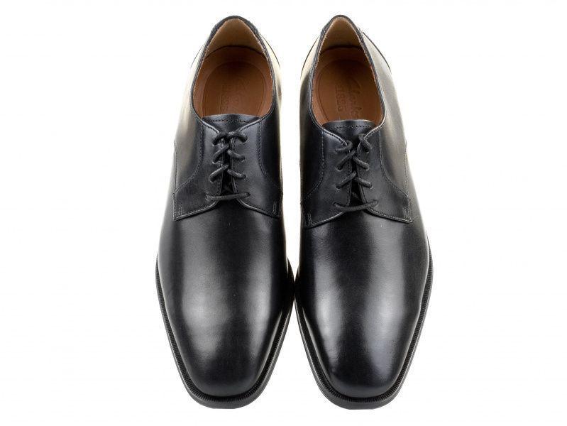 Туфли для мужчин Clarks Gilman Lace OM2783 смотреть, 2017