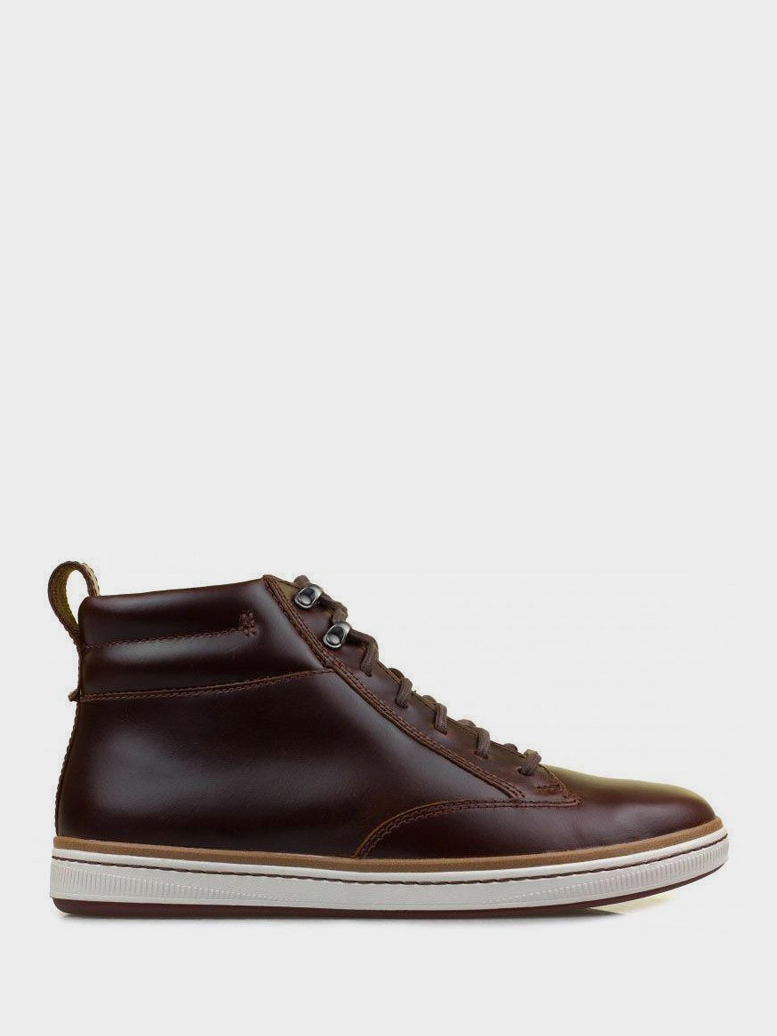 Купить Ботинки мужские Clarks Norsen Mid OM2786, Коричневый