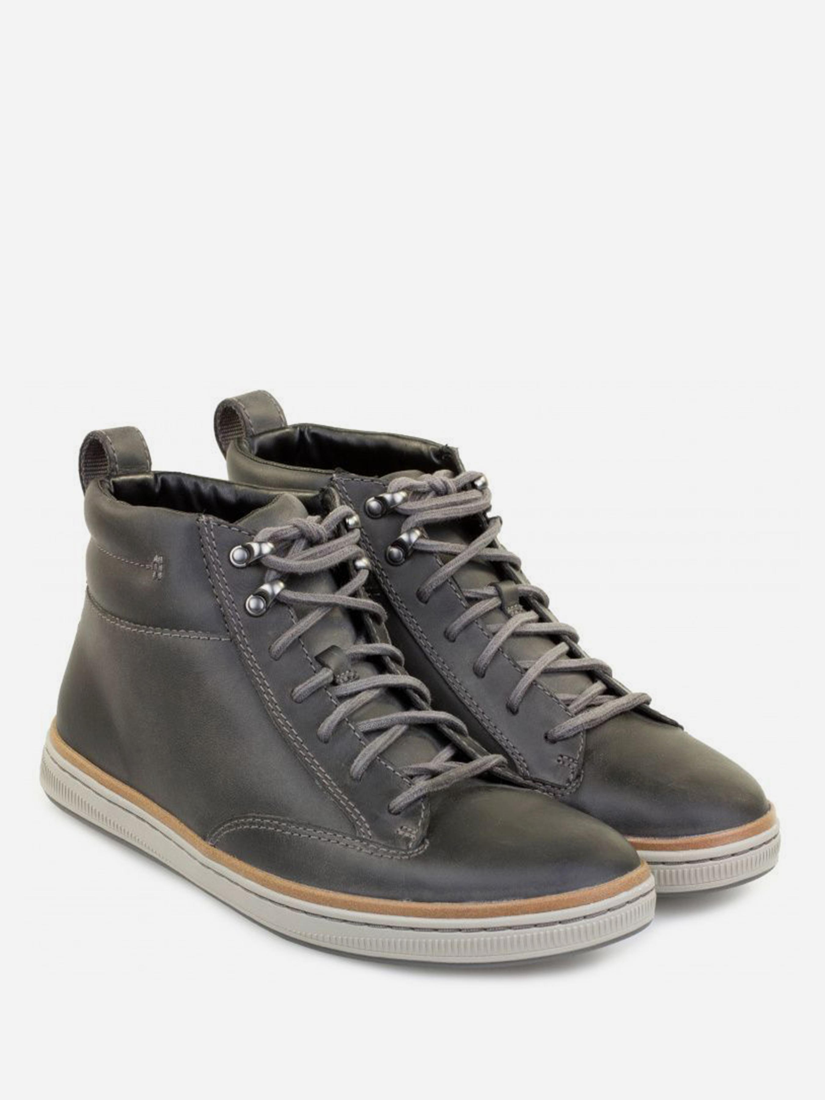 Ботинки мужские Clarks Norsen Mid OM2788 брендовая обувь, 2017