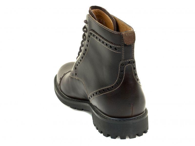 Ботинки для мужчин Clarks Montacute Cap OM2789 примерка, 2017