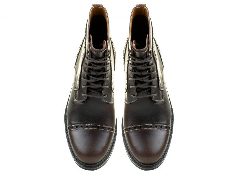 Ботинки для мужчин Clarks Montacute Cap OM2789 модная обувь, 2017