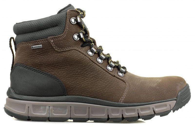 Купить Ботинки мужские Clarks Edlund Lo GTX OM2796, Коричневый