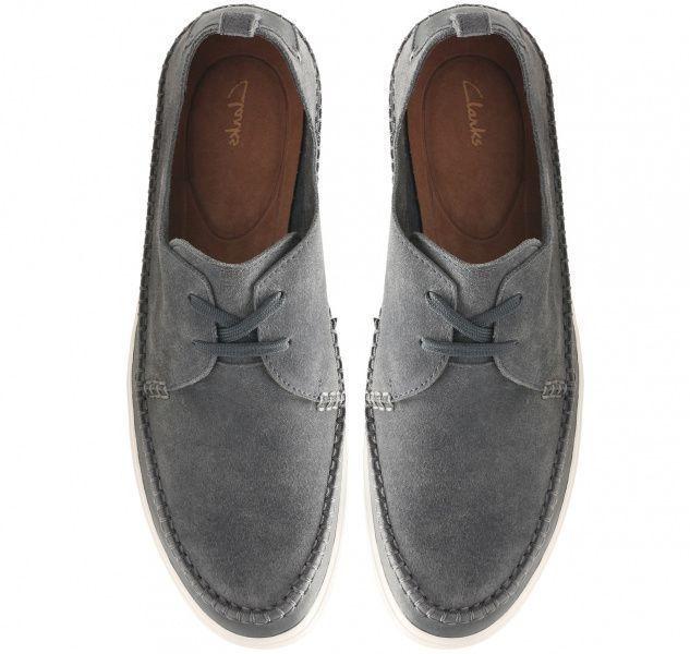 Полуботинки мужские Clarks Kessell Craft OM2837 размеры обуви, 2017