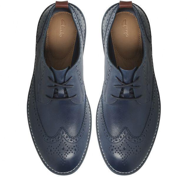 Полуботинки для мужчин Clarks Komuter Run OM2841 модная обувь, 2017