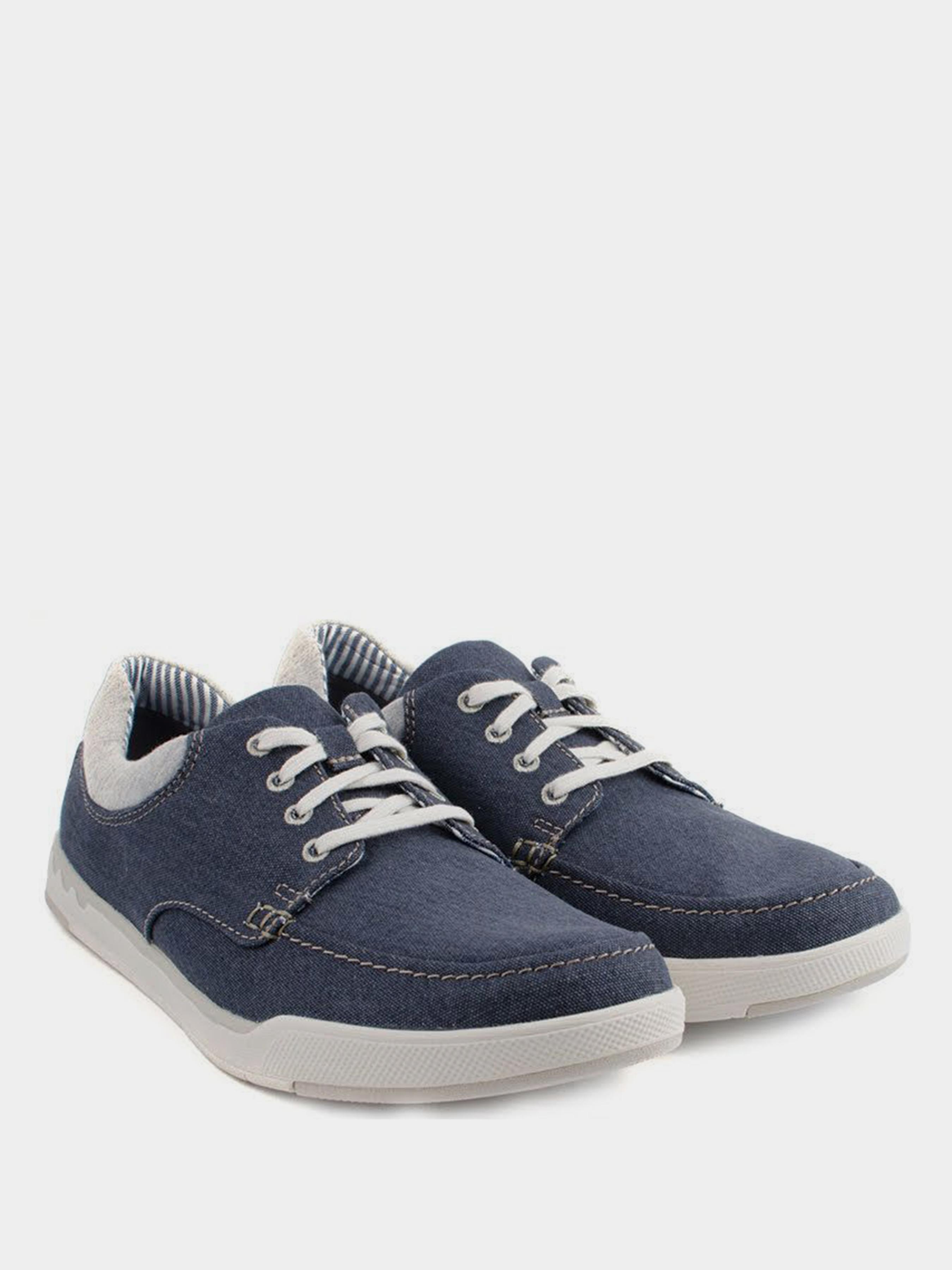 Полуботинки мужские Clarks Step Isle Lace OM2853 цена обуви, 2017