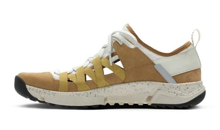 Кроссовки для мужчин Clarks TriTrack Flow OM2871 модная обувь, 2017