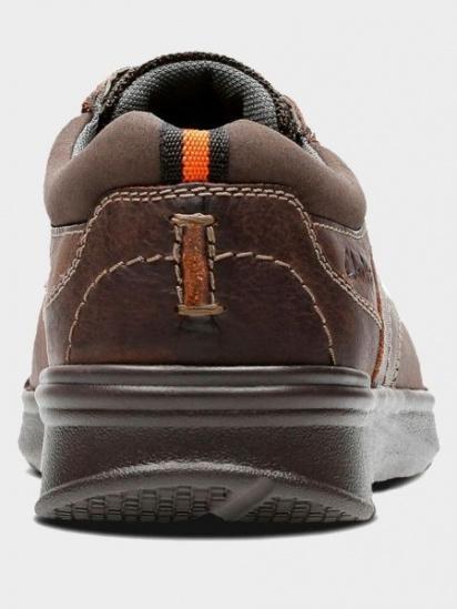 Полуботинки мужские Clarks напівчеревики чол. (6-12) OM2879 брендовая обувь, 2017