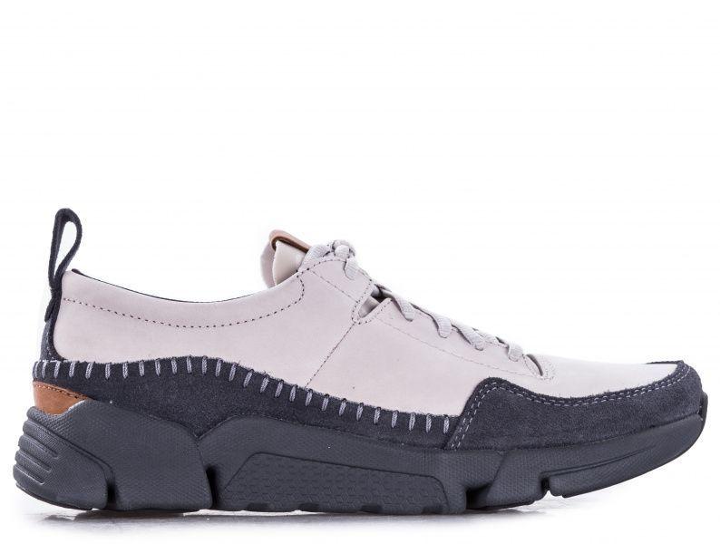 Купить Полуботинки мужские Clarks Tri Active Run OM2888, Серый