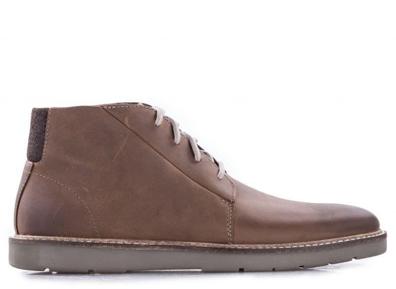 Купить Ботинки мужские Clarks Grandin Mid OM2899, Коричневый