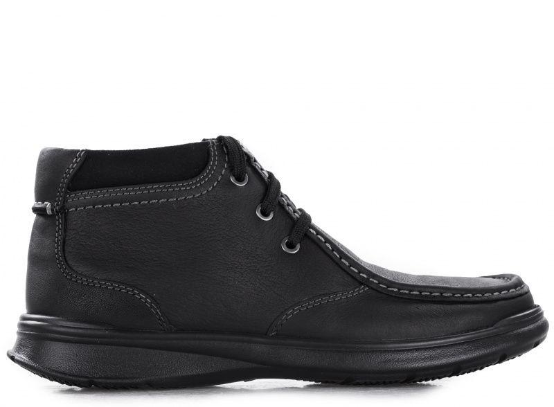 Купить Ботинки мужские Clarks Cotrell Top OM2901, Черный