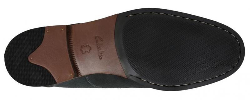 Туфли мужские Clarks Flow Plain OM2923 купить обувь, 2017