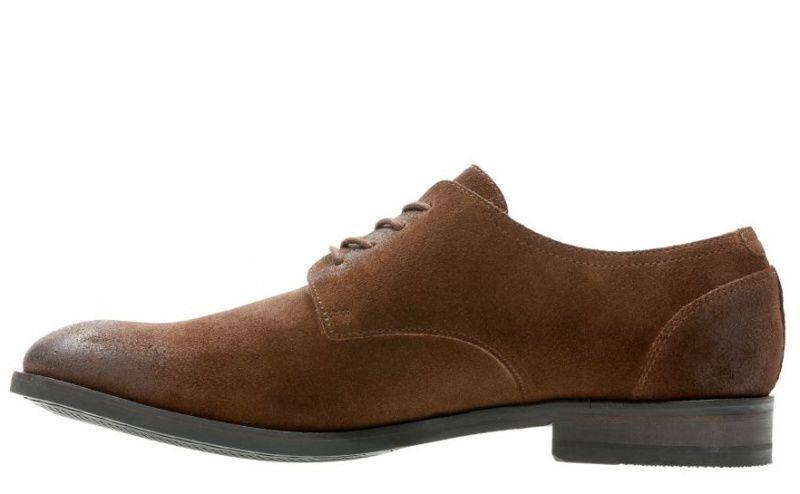 Туфлі  чоловічі Clarks Flow Plain 2614-1957 замовити, 2017