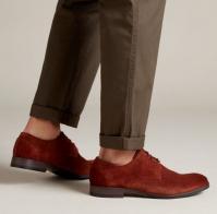 Туфли мужские Clarks Flow Plain OM2924 размеры обуви, 2017