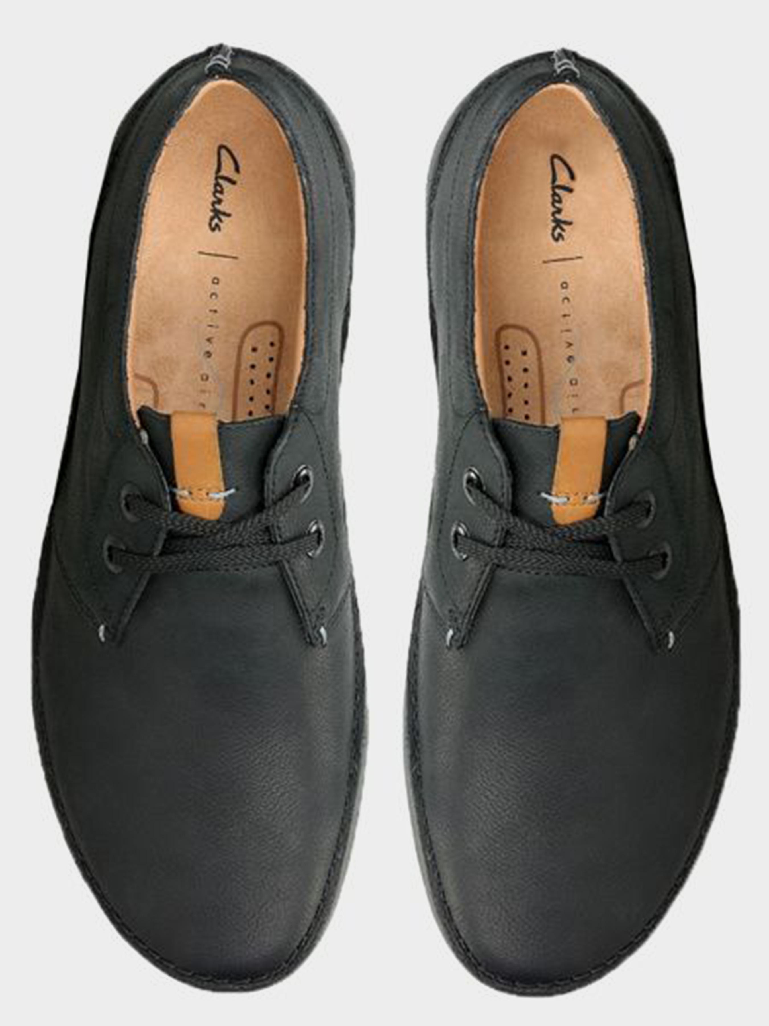 Полуботинки для мужчин Clarks Oakland Lace OM2938 цена обуви, 2017