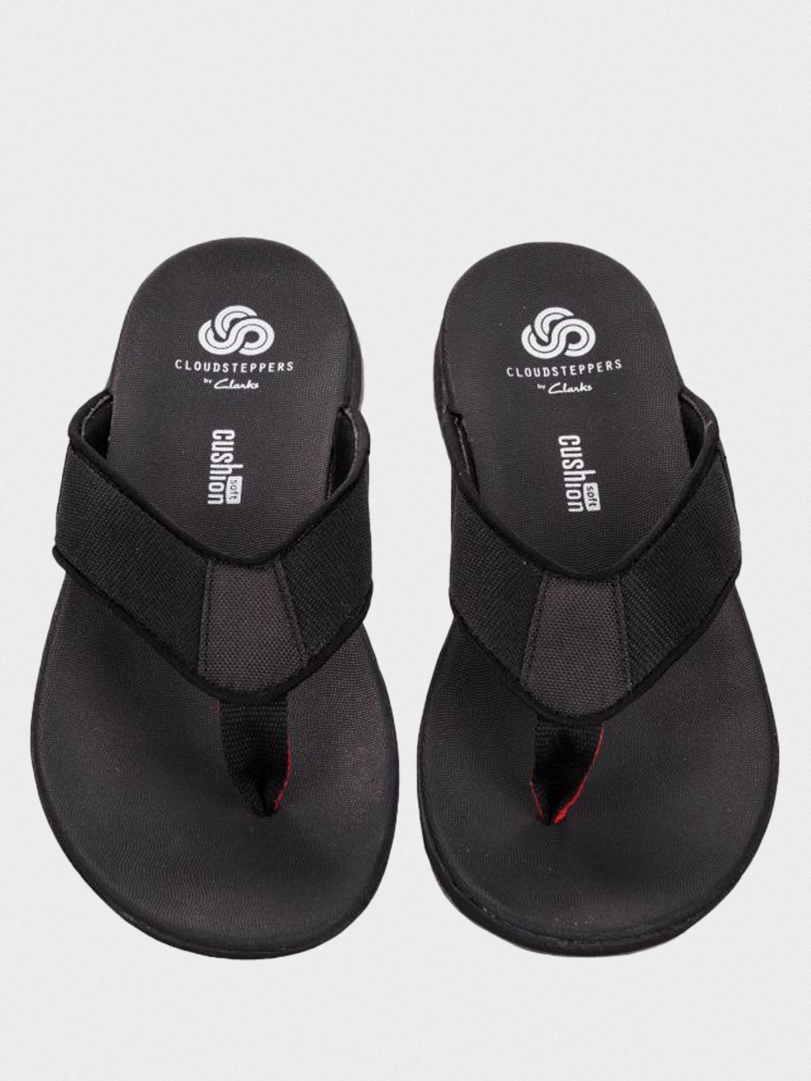 Шльопанці  чоловічі Clarks Step Beat Dune 2614-0268 брендове взуття, 2017