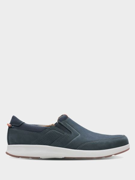 Купить Cлипоны мужские Clarks Un Trail Step OM2985, Синий