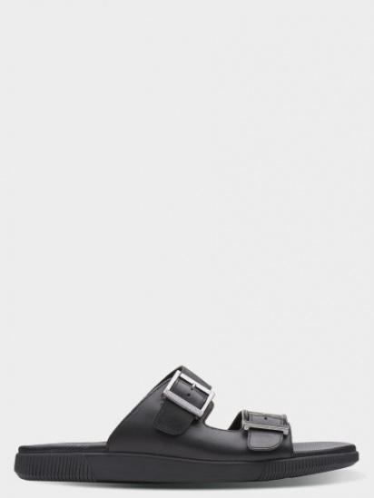 Шлёпанцы мужские Clarks Vine Cedar OM3002 брендовая обувь, 2017
