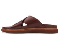 Шльопанці  для чоловіків Clarks Trace Cross 2614-1969 брендове взуття, 2017