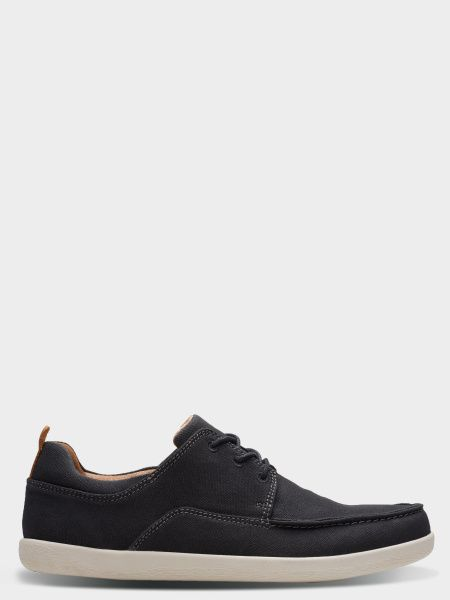 Купить Полуботинки мужские Clarks Un Lisbon Lace OM3016, Черный