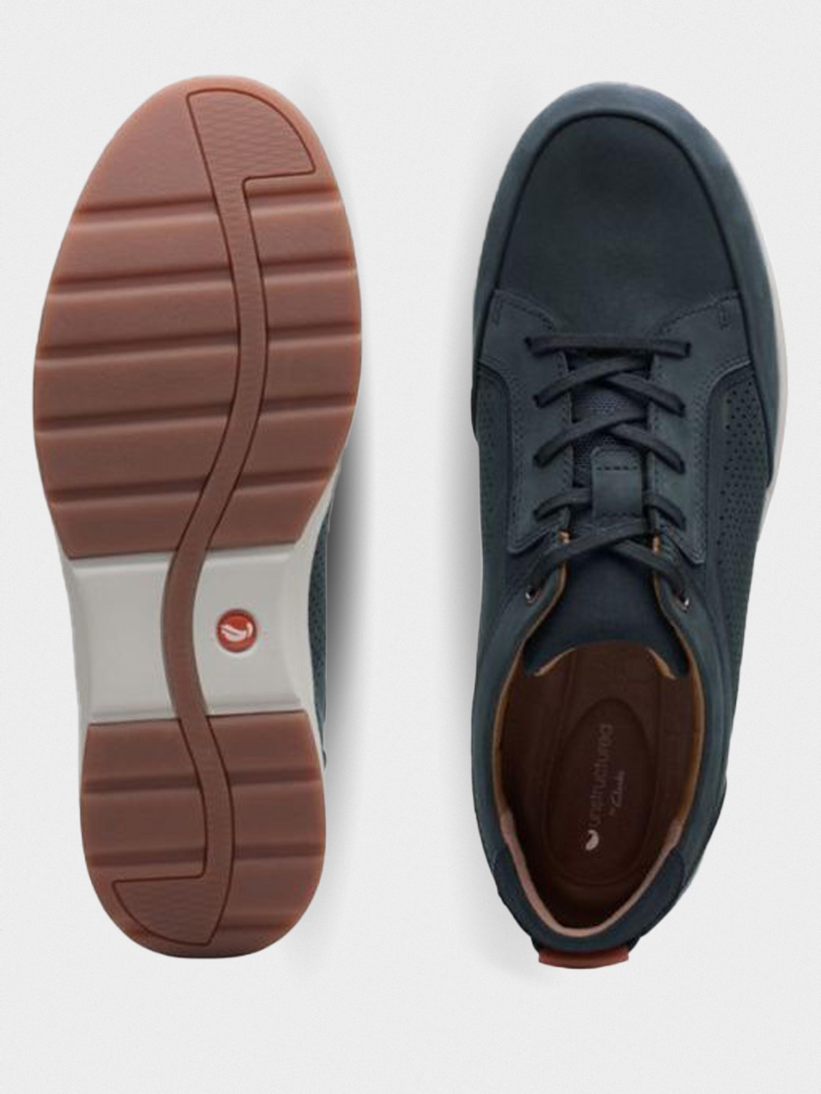 Полуботинки для мужчин Clarks Un Trail Form OM3017 цена обуви, 2017
