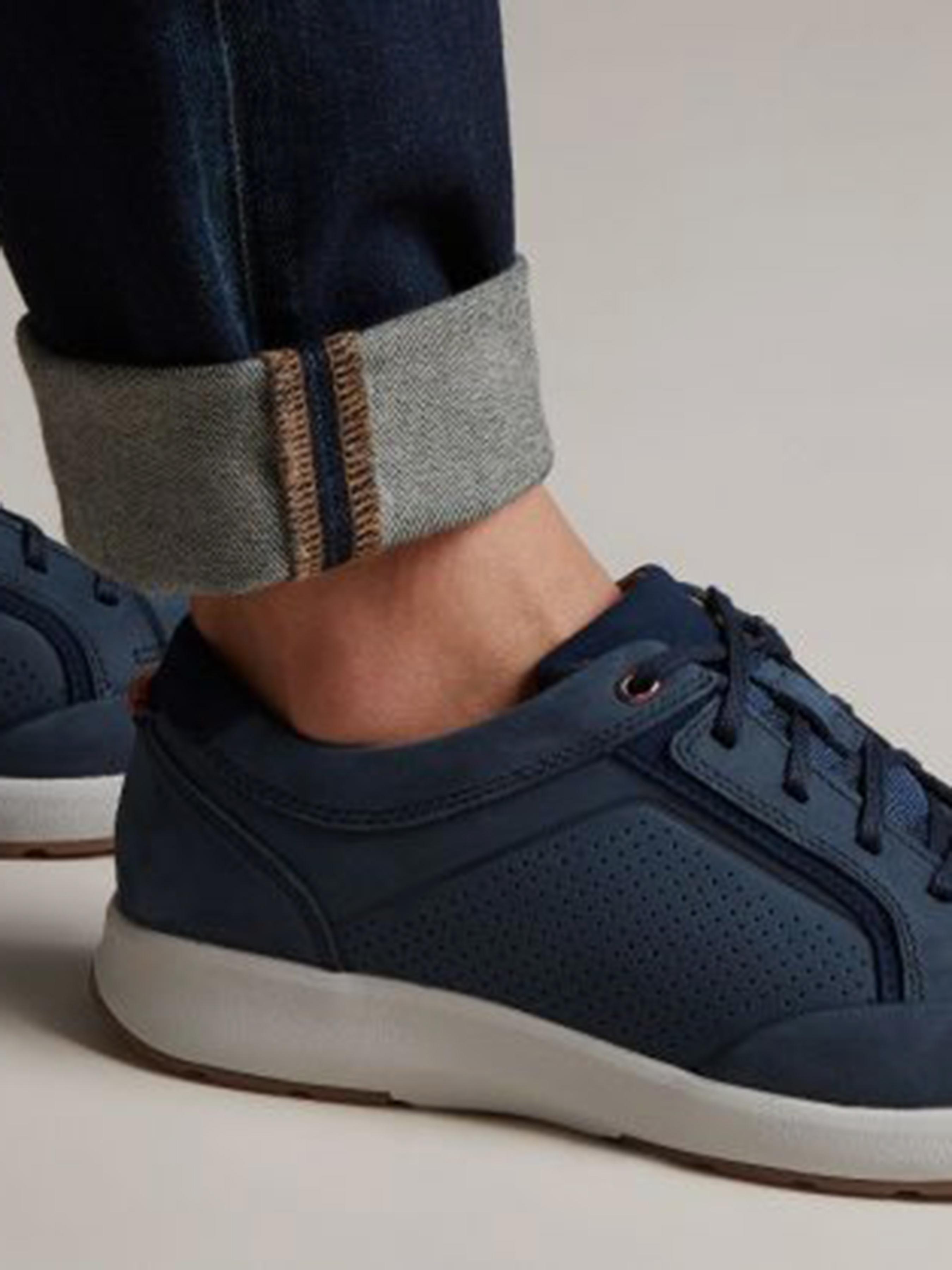 Полуботинки для мужчин Clarks Un Trail Form OM3017 брендовая обувь, 2017