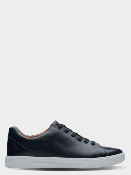 Купить Кеды мужские Clarks Un Costa Lace OM3018, Черный